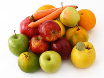 Best mixed winter fruity pictures series for packing and juice packs 2 Stock Photo