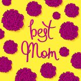 Best Mom Royalty Free Stock Images