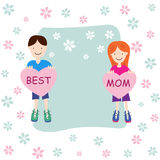 Best Mom Stock Photos