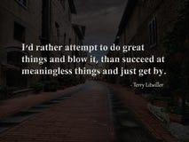 Best motivational quotes stock illustration