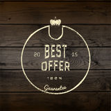 Best offer badges logos and labels for any use Royalty Free Stock Images
