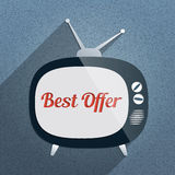 Best offer concept Stock Images