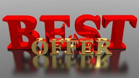 Best offer Stock Images