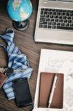 Best Office Stiil Life 04. Office desk arrangement of professional business worker. Business still life conceptual shot stock image