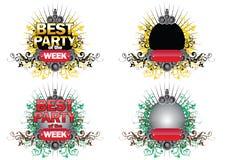 Best_party_ Photos libres de droits