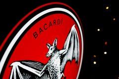 Logo of `BACARDI` Royalty Free Stock Image