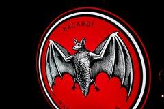 Logo of `BACARDI` Stock Image