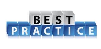 Best practice Immagine Stock Libera da Diritti
