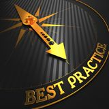 Best Practice. Business Background. royalty free stock photos