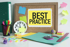 Best Practice Royalty Free Stock Photography