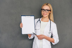 Best prescription for you! Royalty Free Stock Images