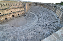 Theatre of Aspendos Stock Photo