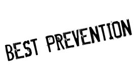 Best Prevention rubber stamp Royalty Free Stock Photography