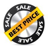 Best price badge design Stock Photo