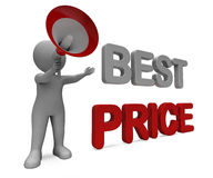 Best Price Character Shows Sale Discount Or Offer Stock Photo