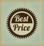 Best price frame Royalty Free Stock Images