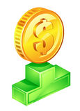 Best price icon Royalty Free Stock Photo