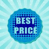Best price sale Royalty Free Stock Photos