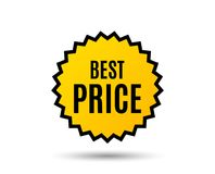 Best Price. Special offer sale sign. Royalty Free Stock Images