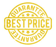 Best Price Stamp Royalty Free Stock Photography
