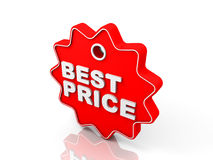 Best Price Tag Stock Image