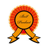 Best product badge Royalty Free Stock Photos