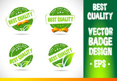 Best quality Badge Vector Royalty Free Stock Images