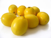 Best quality fresh lemon pictures for salads and special sauces Stock Photos