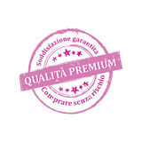 Best Quality, Satisfaction Guaranteed stamp for print Stock Photography