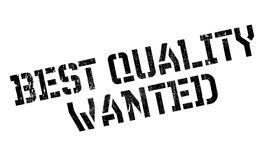 Best Quality Wanted rubber stamp Stock Image