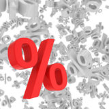 Best rate of interest Stock Images