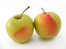 Best red green and yellow apple pictures for healthy life Stock Photo