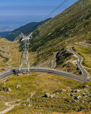 Best road in the world Royalty Free Stock Photography