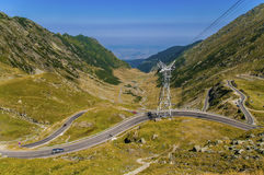 Best road in the world Royalty Free Stock Photo