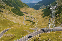 Best road in the world Stock Photography