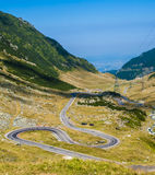 Best road in the world Stock Images