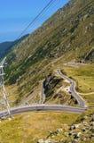 Best road in the world. Transfagarasan, Romania (Top Gear Stock Photos