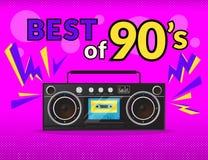 Best 90s Obrazy Royalty Free
