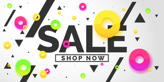 Best sale banner. Royalty Free Stock Photo