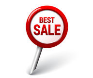Best sale pin Royalty Free Stock Images
