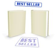 Best seller book Stock Photo