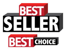 Best Seller and Choice Royalty Free Stock Photography