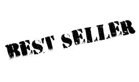 Best Seller rubber stamp Stock Image