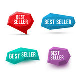Best seller signs Royalty Free Stock Photography
