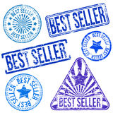 Best Seller Stamps Stock Photo
