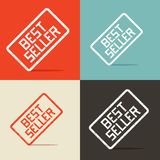 Best Seller Vector Backgrounds Stock Image