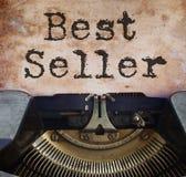 Best-sellerconcept royalty-vrije stock afbeelding