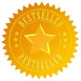 Best-sellerpictogram vector illustratie