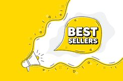 Free Best Sellers. Special Offer Price Sign. Vector Stock Image - 198846161