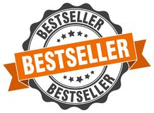 Best-sellerverbinding stock illustratie